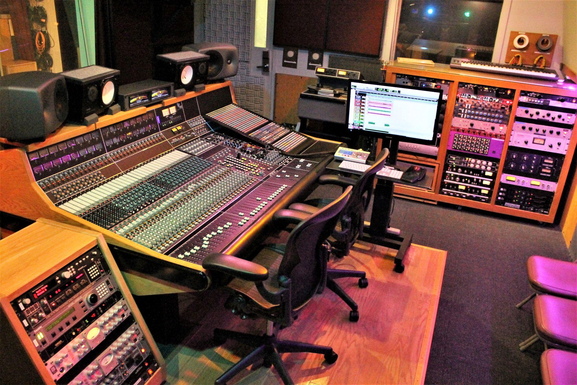 LMU Recording Studio